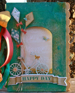 ESS Classes: Happy Day Mini Book with Cheryl Mezzetti
