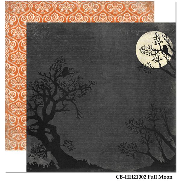 Happy Haunting Full Moon