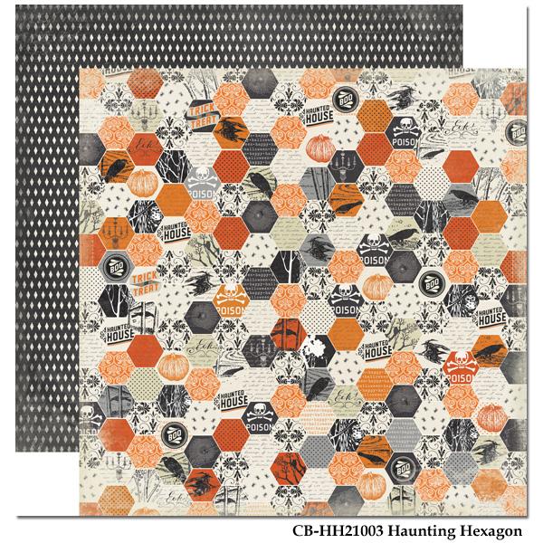 Happy Haunting Haunting Hexagons