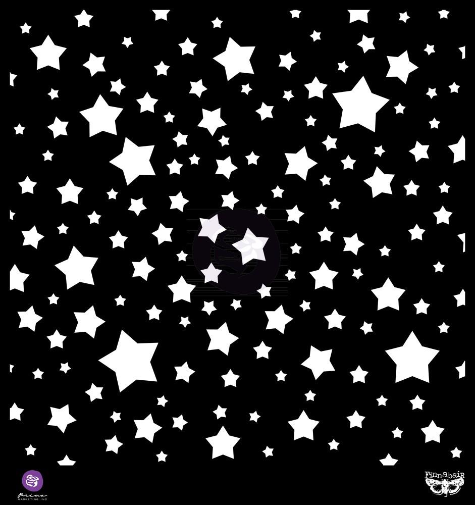 Prima 12x12 Stencil Stars