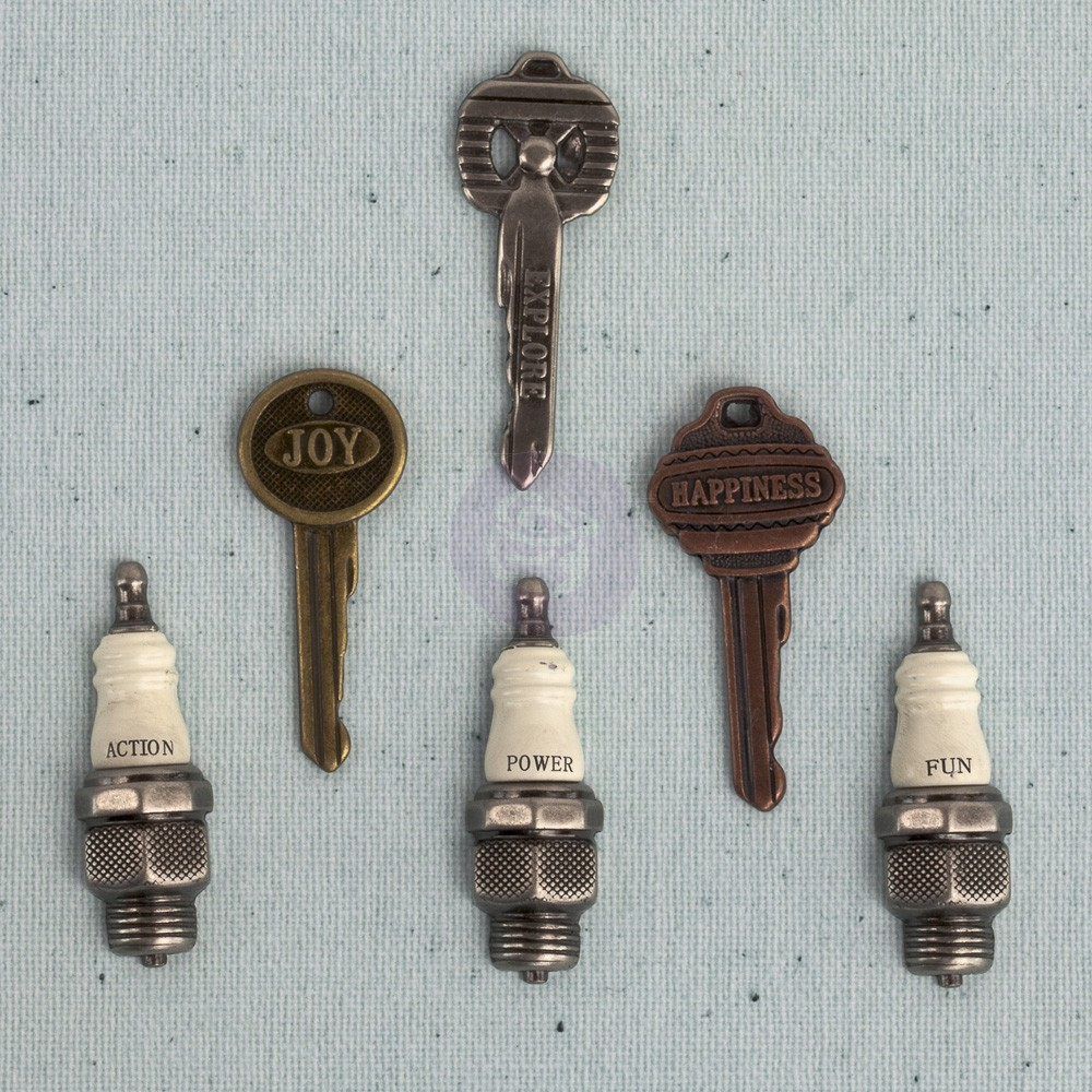 Prima Junkyard Findings - Ignition Keys
