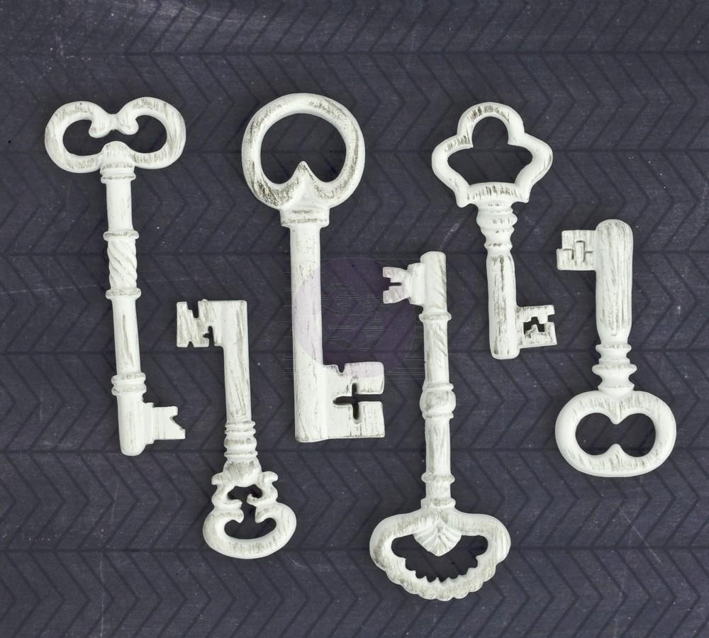 Prima Resins Keys