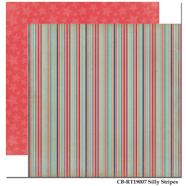 Rough and Tumble Silly Stripes