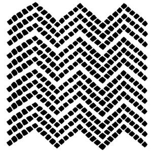Mini Chevron Tiles