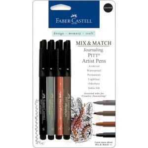 Faber-Castell Journaling Pen Set