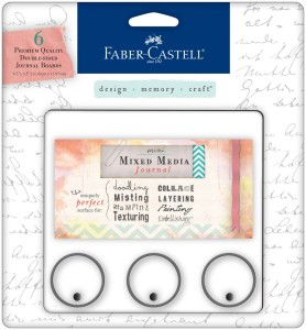 Faber-Castell Mixed Media Journals
