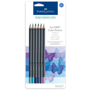 Faber-Castell Colored Pencils - Blues