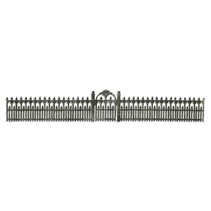 Deco Strip Die Tim Holtz Ironwork Gate