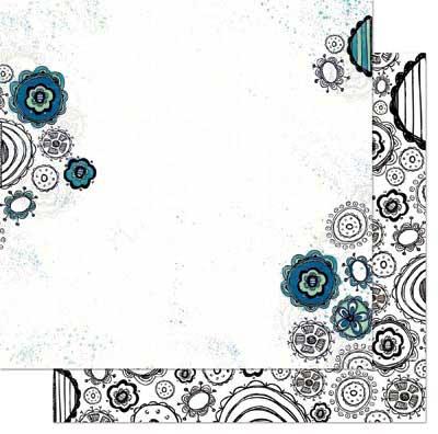 Bo Bunny Zip-A-Dee Doodle Crackle