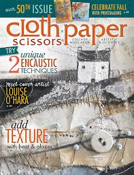 Cloth, Paper, Scissors Sept/oct 2013