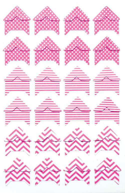 Queen & Co Creative Corners Pink