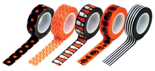 Queen & Co Halloween Washi Tape