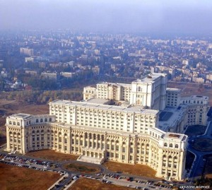 December - Bucharest, Romania
