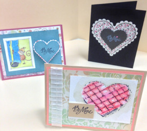 Card of the month with Nancy