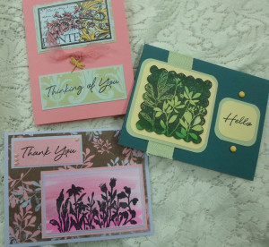 It's Always Flowers @ Everything Scrapbook and Stamps | Lake Worth | Florida | United States