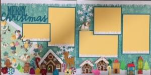 Christmas Village Layout with Beatriz Guzman