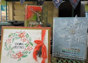 Tim Holtz Christmas Cards