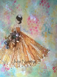 Julie Nutting - Canvas