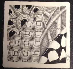 Zentangle with Shawn